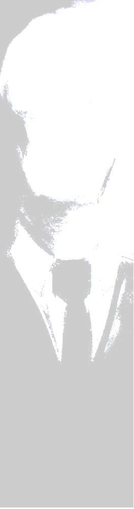 Immagine rappresentativa di una sagoma in bianco e nero con cravatta, simboleggiante l'azienda Norjak