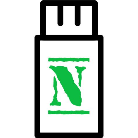 NCKey: Flash Drive autonomo con SO indipendente e cifrato.