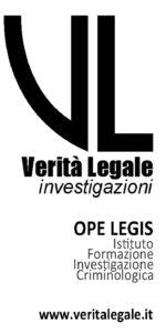 Logo dell'azienda investigativa Verità Legale, partner di Norjak.